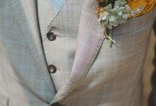 Mr. Ditho & Mrs. Carolina Wedding by Brillington & Brothers