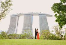 Ferdian + Adelia Singapore Prewedding by Picstory Photography