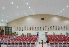 Misa Syukur Kelulusan SMP Santa Maria by Buttercup Decoration