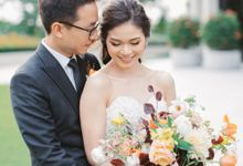 Marsha & Edmond by One Heart Wedding