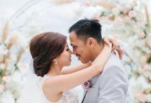 The Wedding of Ariella & Elijah by Varawedding