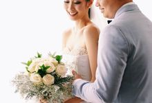 ANDREAS & FLORENSIA WEDDING by SUIT ADDICT