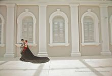 Febrian & Christy Singapore prewedding by fotovela wedding portraiture