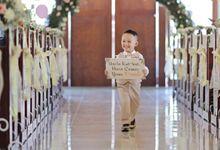Fendy & Jeany Wedding by fotovela wedding portraiture
