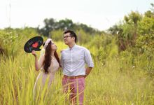David & Vivi Prewed  and stopmotion by Phico photography