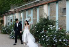 Post-Wedding Shoot in Florence and Tuscan Hills by Fotomagoria