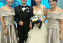Wedding Makeup by House of wenny Lo