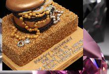 Birthday cake Custom by Billiechick Indonesia