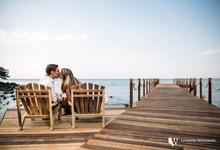 Lydia and Matthew by Lombok Wedding Photography
