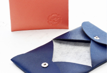 Folded Cardholder for Arum & Zidni by Ebenola Souvenir