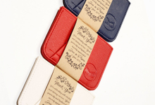 Cardholder D for Ira & Fajar by Ebenola Souvenir