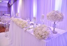 Bubulina & Pëllumb's wedding by granddecor