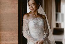THE WEDDING OF KEVIN & ANITA by Jessica Cendana