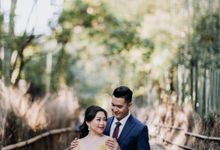 Edrick & Celine Japan Prewedding by Teora Photography