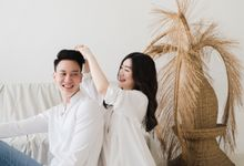 Prewedding of Robby & Elvira by Écru Pictures