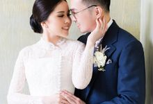 Wedding of Grayson & Yevia by Écru Pictures