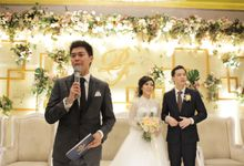 Double V Entertainment Wedding Damai Indah Golf PIK Jakarta by Anthony Stevven