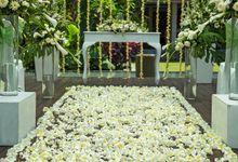 Garden Wedding by Courtyard by Marriott Bali Seminyak