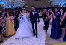 Mc Wedding Bay Ballroom Baywalk jakarta - Anthony Stevven by Anthony Stevven