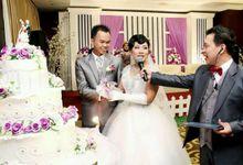 mc wedding Ria and Hendra by Steve Harry MC
