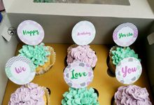 Regular Cupcake by Omah Keik