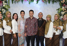 Nabila Syakieb & Reshi Engagement by Eddie Bingky