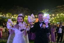 Wedding Day of Eddy & Eltin by D'banquet Pantai Mutiara
