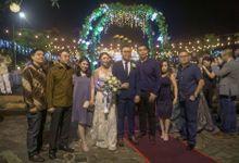 Wedding Day of Eddy & Stephanie by D'banquet Pantai Mutiara