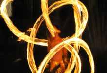 FIRE DANCE by Bali Wedding Entertainment