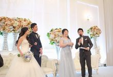 Anthony Stevven MC Wedding Spring Club Serpong by Anthony Stevven