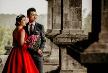 Prewedding of  He Rui & Meng Zhu by Infinity Bali Photography
