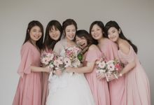 Actual Day Preview - Edi & Munyee by A Merry Moment