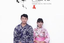 prewedding by KitaMoto Studio