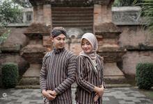Prewedding Farah & Chandra by Avinci wedding planner