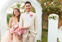 Ivy & Gary by Ernest Santos Photography
