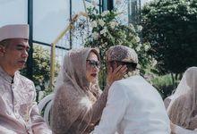 Zahra & yedi by Qurotta.imagine
