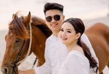 Prewedding Citra & Reza by AKARI.PRODUCTION