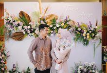 The Engagement Of Fara & Arga by Beblooms Wedding