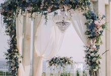 The Wedding Of Bryan & Yumita by Red Gardenia