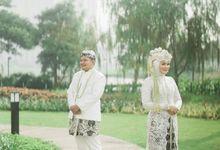 The Wedding of Riska & Sofan by BTARI ORGANIZER