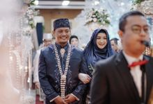 Wedding of Athina & Syarif by PURE Wedding Organizer