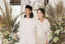 The Wedding Ammy & Boo by Amorphoto