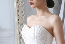 Bridal Gown Vol 02 by HK Bride by Hengki Kawilarang