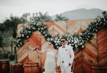 Bogor Outdoor Wedding by Top Fusion Wedding