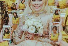 Wedding Rachmat & Fiky by RKT Photography