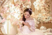 Wedding Open House featuring Miss Indonesia 2018, in collaboration with Grand Mercure Harmoni Hotel (part 3) by Alissha Bride