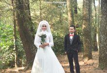 Pre Wedding Rere & Rio by Virmano