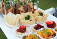 CATERING SASKIA & DAMIEN by Eden Hotel Catering