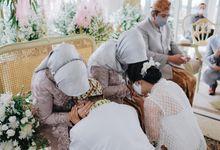 Wedding Intimate of Kevin & Dinda by Art Deco Luxury Hotel Ciumbeleuit Bandung