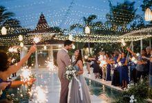 Plenilunio villa Wedding by White Roses Planner by White Roses Planner